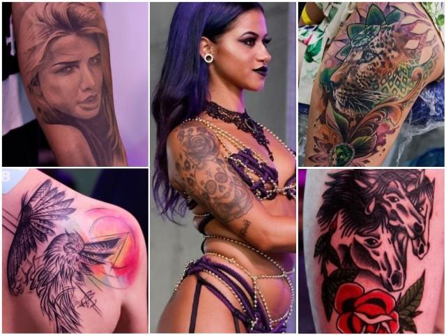 Marzy Wam się tatuaż? Nie wiecie, na jaki wzór się zdecydować? Może galeria tych tatuaży Was zainspiruje. Zobaczcie zdjęcia tatuaży, jakie znaleźliśmy w naszych archiwach.