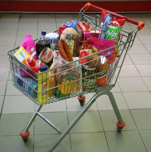 Żywność w I kwartale bieżącego roku była droższa niż przed rokiem o 4,5 procent.