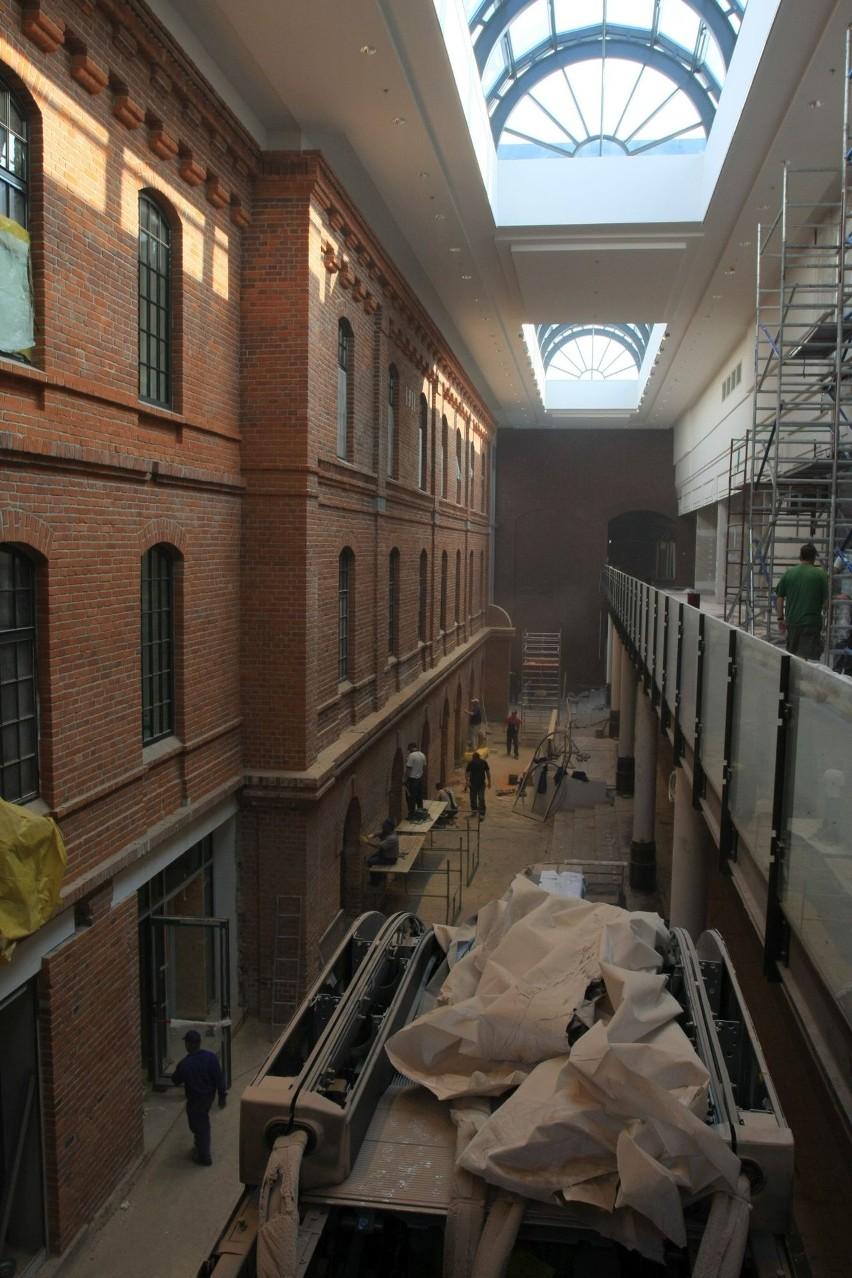 Alfa Centrum. Tak powstawała największa galeria handlowa w województwie podlaskim. Zobacz unikalne zdjęcia