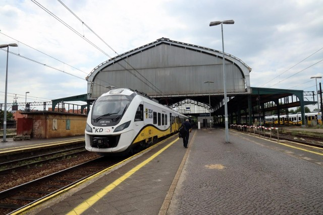 Linie kolejowe na terenie Dolnego Śląska, które były w programie Kolej Plus. Wnioski na rewitalizację dwóch z nich zostały wycofane