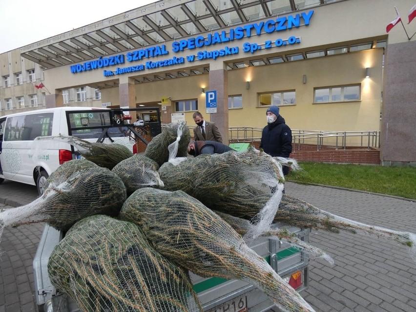 Mieszkańcy gminy Kępice i leśnicy z Warcina spisali się na...