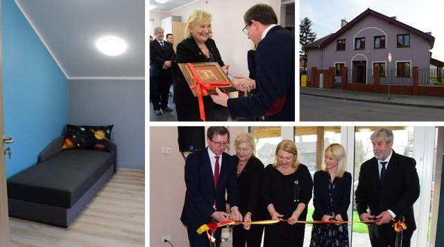 Dziś (27 listopada) przy ulicy Kasprowicza 11 w Kruszwicy oficjalnie otwarto Placówkę Opiekuńczo-Wychowawczą, do której za kilka dni wprowadzi się 14 dzieci.
