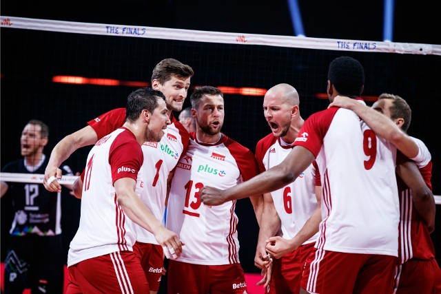 Polska zrewanżowała się Słowenii i zagra w finale Ligi Narodów