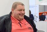 Marek – telewizyjny złomiarz szokował w Targach Kielce na wystawie Ekotech i Enex Nowa Energia (WIDEO)