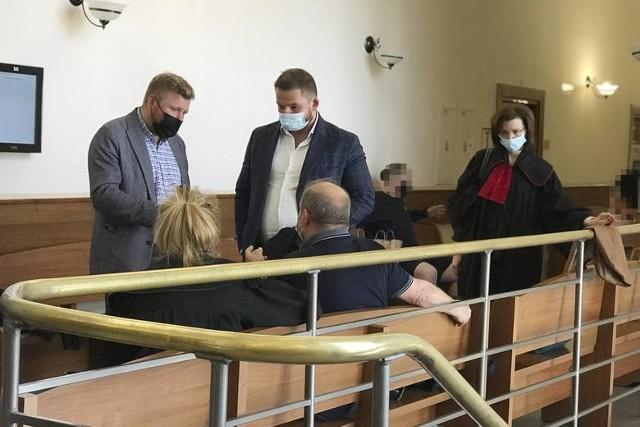 Posiedzenia aresztowe w Sądzie Rejonowym w Słupsku 13 maja 2021 roku