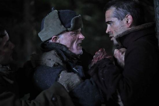 W rolach głównych zagrali Colin Farrell i Ed Harris