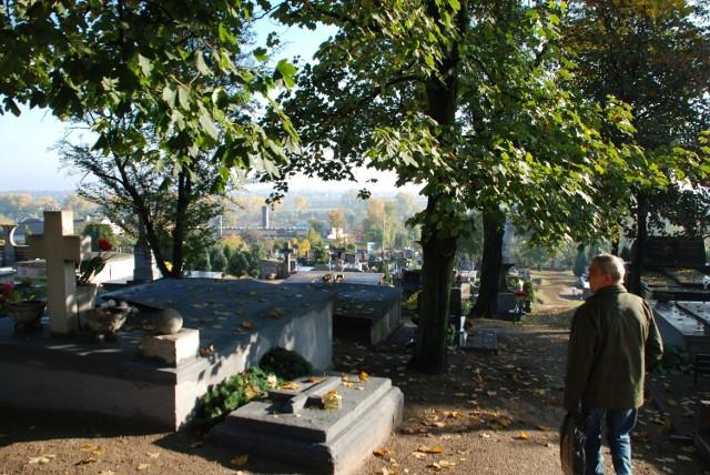 Radziejowski cmentarz jest jednym z ładniejszych w regionie.  Za  kilkanaście lat trzeba będzie szukać  nowego miejsca na pochówki