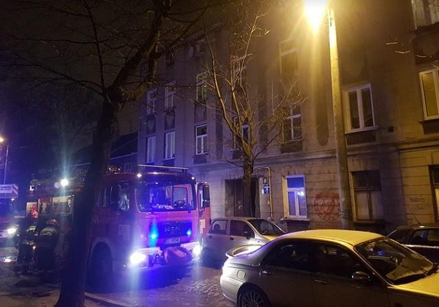Śmiertelny pożar przy ul. Częstochowskiej.