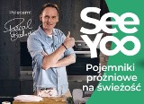 Pascal Brodnicki ambasadorem marki SeeYoo. Promuje pojemniki próżniowe do przechowywania żywności produkowane przez Formaster Group z Kielc