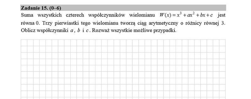 matura 2010 matematyka rozwiązania