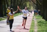 Uczestnicy Wings for Life World Run 2021 biegali w Parku na Zdrowiu [ZDJĘCIA UCZESTNIKÓW]