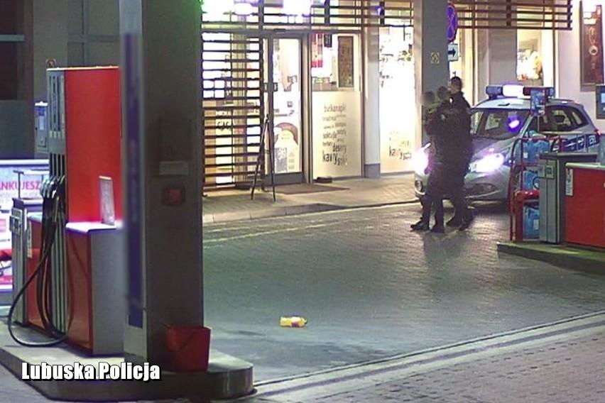 Policjanci z Gubina zatrzymali 27-latka, który zniszczył...