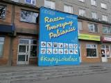 Nowy mural KRUKA w Pabianicach ma wspierać przedsiębiorców