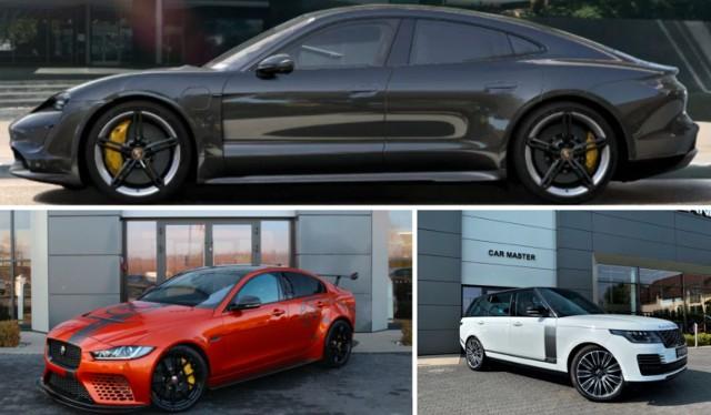 Zobacz najdroższe samochody na sprzedaż w Krakowie >>>