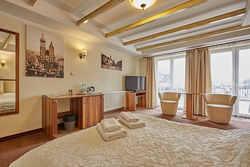 10. Hotel Jan w Krakowie