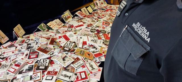 Osadzeni z Koronowa i Chojnic nie tylko własnoręcznie wykonują kartki, także piszą listy do powstańców