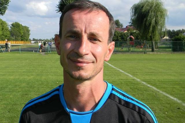 Waldemar Mazurek przez kilka lat pracował z seniorami Sokoła Kolbuszowa Dolna.