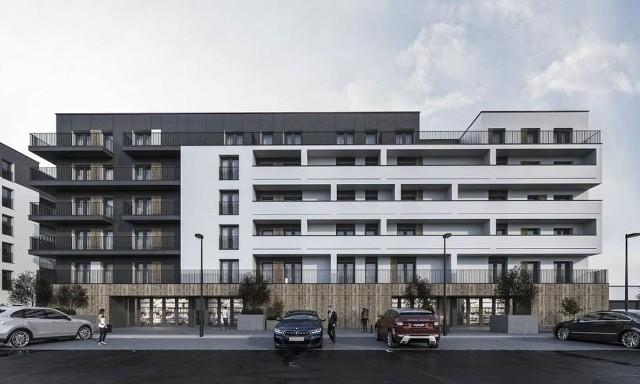 Przy ulicy Jodłowej w Radomiu, w miejscu gdzie był niegdyś hotel robotniczy zostaną zbudowane trzy bloki mieszkalne.