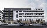 Przy ulicy Jodłowej na radomskim Ustroniu powstaną trzy bloki mieszkalne