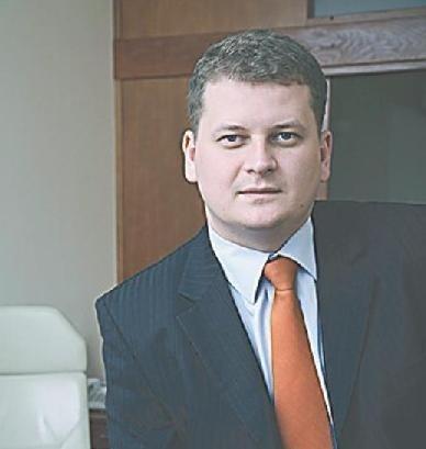 Grzegorz Filipek, dyr. ds. marketingu i reklamy Oknoplast Kraków. (fot. archiwum)