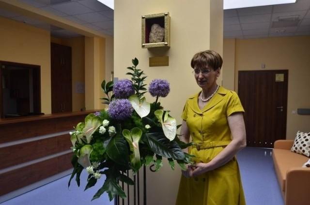Order Uśmiechu dzieci przyznały Barbarze Grochal, koordynatorce wolontariatu przy poznańskim Hospicjum Palium.
