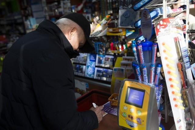Główna wygrana Mini Lotto w Koszalinie