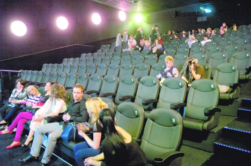 Część kinomanów twierdzi, że reklamy, które Multikino wyświetla przed rozpoczęciem seansów, są zbyt głośne.