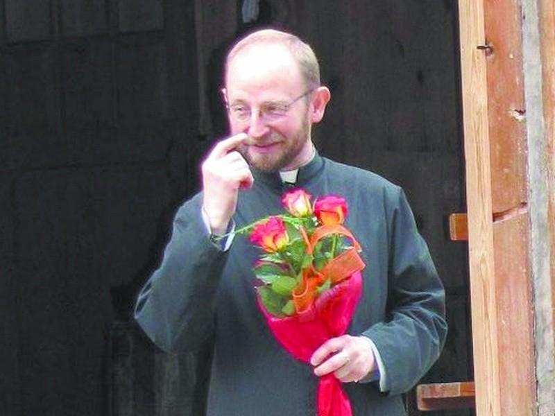 Ks. Napiórkowski jest w Berżnikach od 7 lat. Z mediami nie chce rozmawiać.