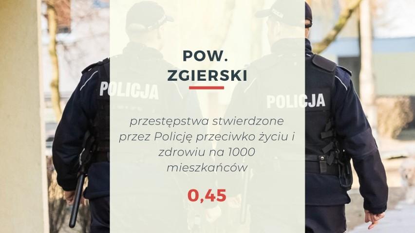 Gdzie jest wysoka przestępczość w województwie łódzkim? Sprawdź, przestępczość w województwie łódzkim!