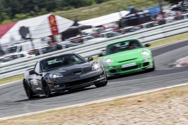 Zdjęcia z poprzednich edycji Gran Turismo