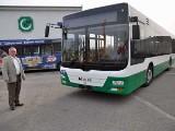 Komunikacja: Nowe autobusy MAN w Szczecinku