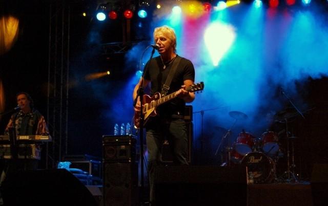 U.K. Legends - koncert na Dniach Krapkowic 2009. Zdjecia Artura Przywary.