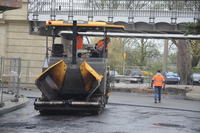 Skrzyżowanie Spichrzowej, Składowej i Garbary było zamknięte od 3 marca.