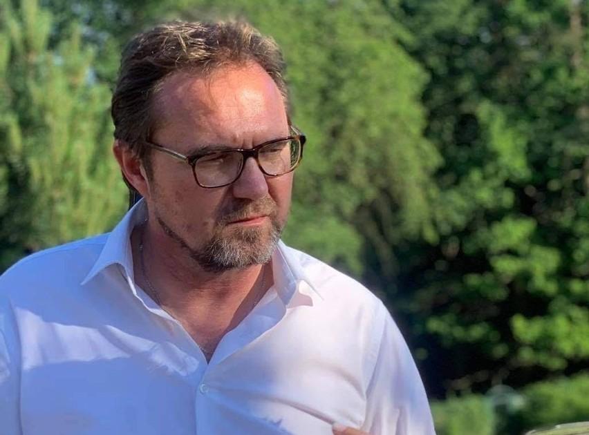 Biznesmen Andrzej Voigt reprezentuje duży i wiarygodny...