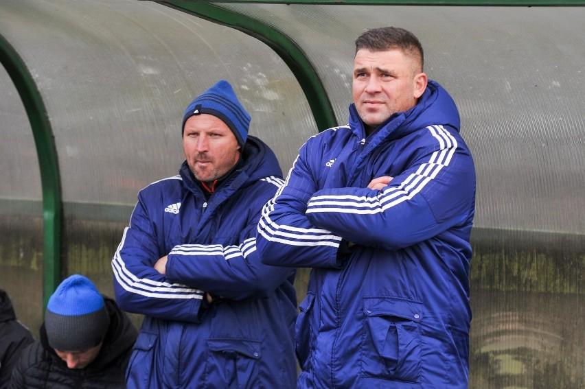 Marcin Feć i Łukasz Ganowicz niejedno przeżyli razem na boisku i ławce trenerskiej. Teraz obaj staną po przeciwnych stronach barykady.