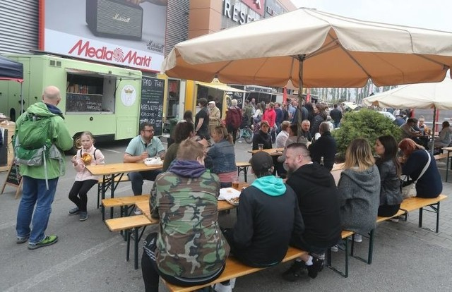 Zlot Food Trucków w Szczecinie - 17-19.07.2020. Tak było rok temu
