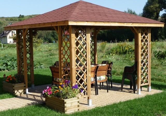 Altany ogrodowe – wybierz idealną na latoAltany ogrodowe – wybierz idealną na lato