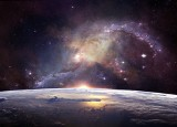 Ziemia stała się za ciasna. Człowiek musi myśleć o przyszłości w kosmosie
