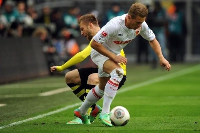 Kontuzja Błaszczykowskiego w meczu z Augsburgiem