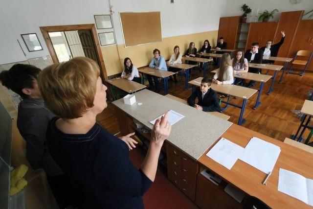 W czwartek uczniowie sprawdzą swoją wiedzę z przedmiotów przyrodniczych i matematyki