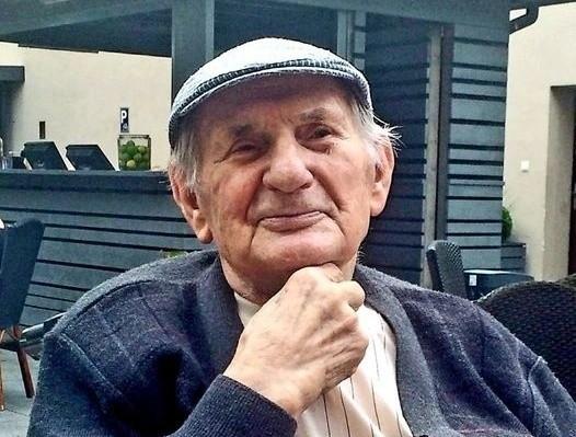 Pan Józef Jakubaszek ma 98 lat i pokonał koronawirusa