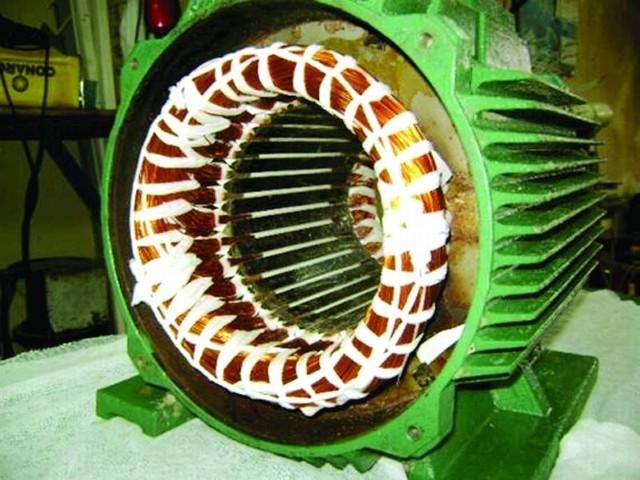 Firma między innymi przezwaja silniki elektryczne o mocy do 355 kilowatów