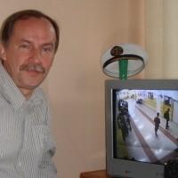 - Uczniowie przyzwyczaili się już do tego, że w szkole są kamery - mówi Andrzej Brzozowski z Gimnazjum nr 2