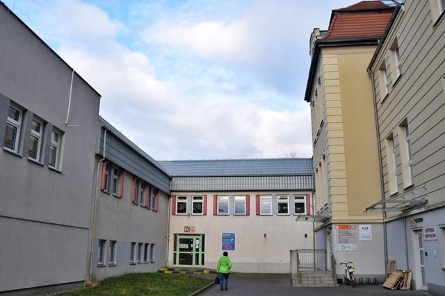 szpital w Stargardzie