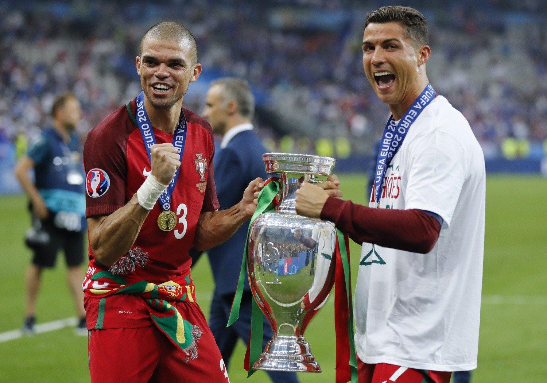 72f27d900 Pepe: Cristiano powiedział, żebyśmy wygrali dla niego   Nowa Trybuna ...