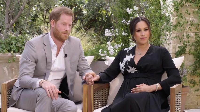 Pałac Buckingham odpowiada na wywiad Harry'ego i Meghan....