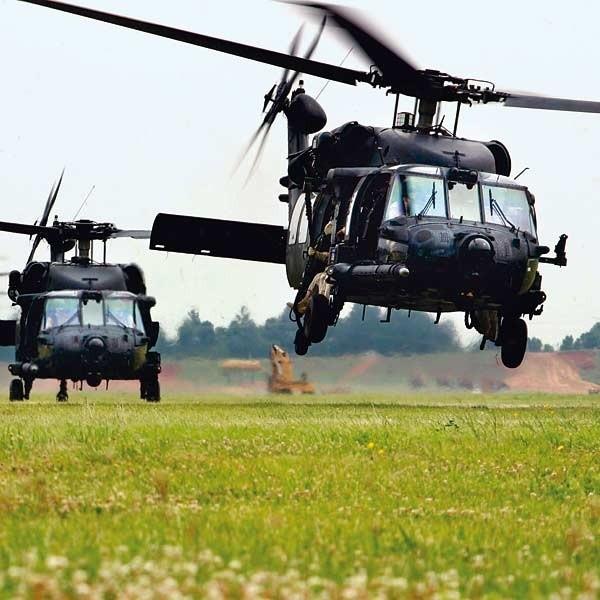 Sikorsky Aircraft Corporation słynie z produkcji jednego z najlepszych bojowych śmigłowców świata - Black Hawk.