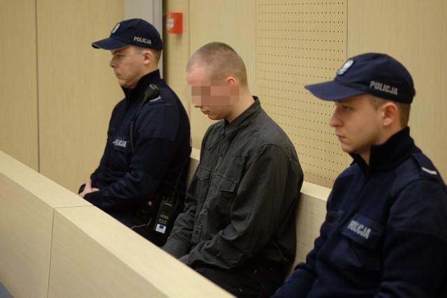 Nożownik z Kórnika został skazany na 25 lat więzienia