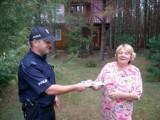 Jak chronić się przed kradzieżą - policyjna akcja na działkach
