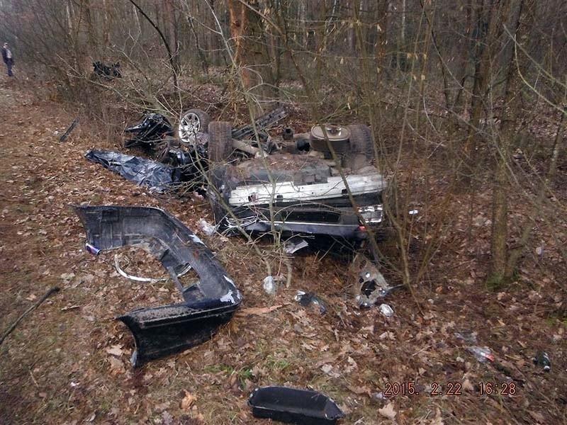 Śledczy z Siemiatycz, którzy wyjaśniają okoliczności wypadku, ustalili, że za kierownicą BMW siedział Mateusz W